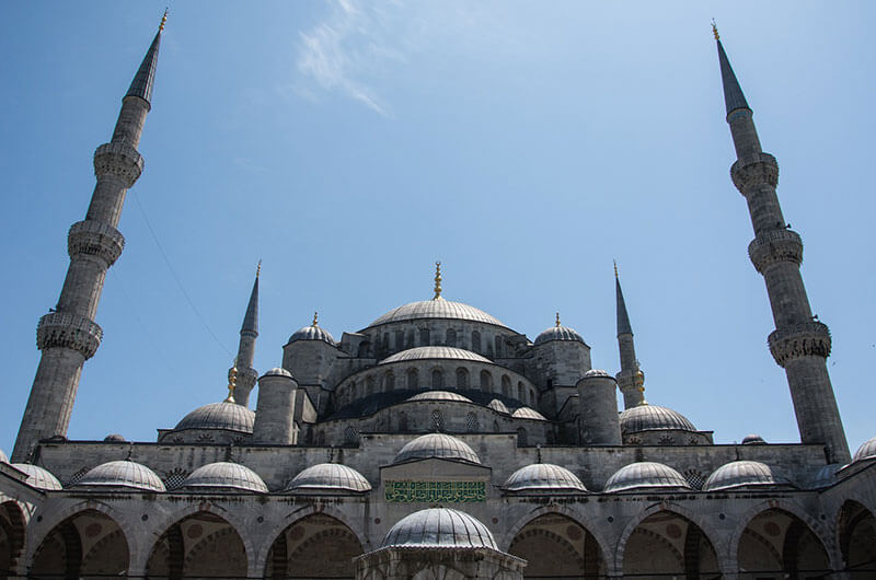 istanbul full day tour blue mosque