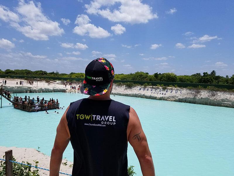 jericoacoara east coast tour blue hole