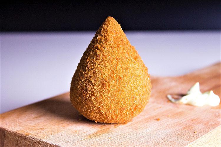 coxinha traditional brazilian food