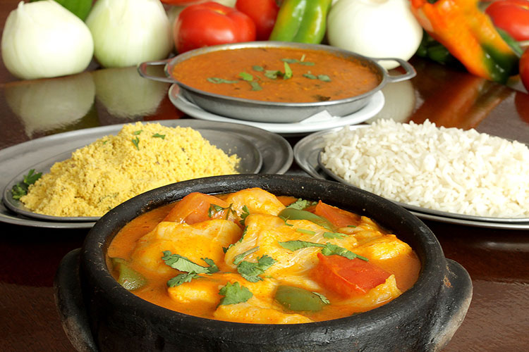 must try traditional Brazilian food - moqueca