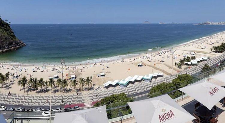 Rio Pet Friendly Hotel Arena Leme