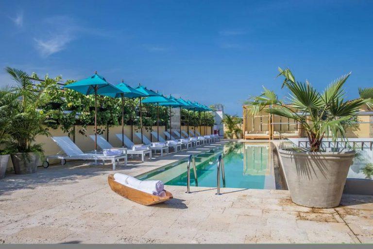 Nacar Hotel Cartagena, Curio Collection by Hilton