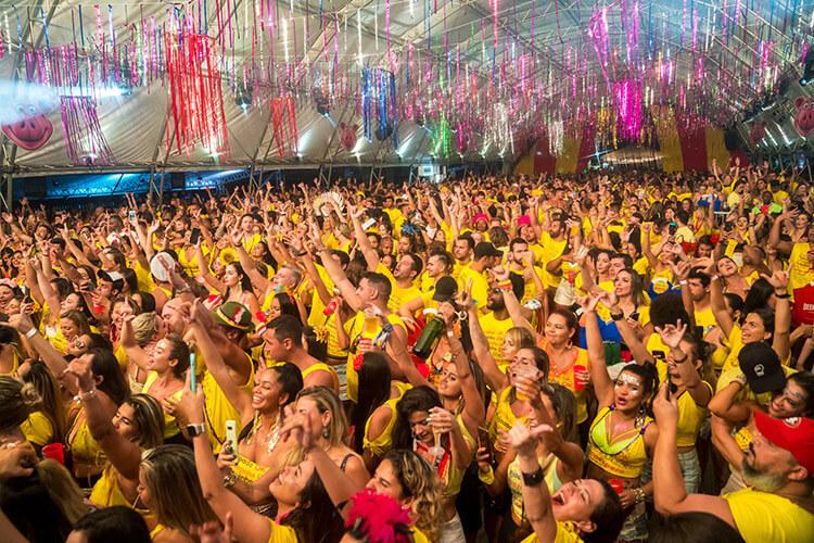 Top Rio Carnival Parties