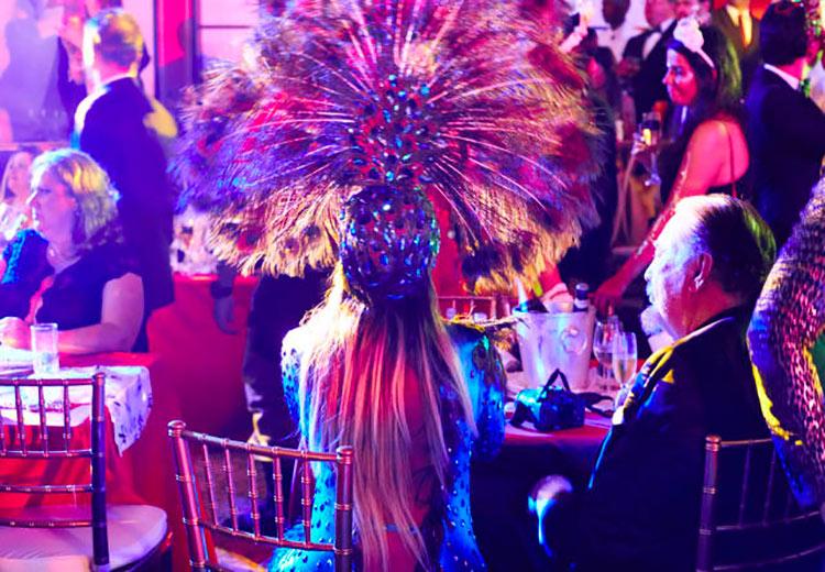 rio carnival parties - magic ball