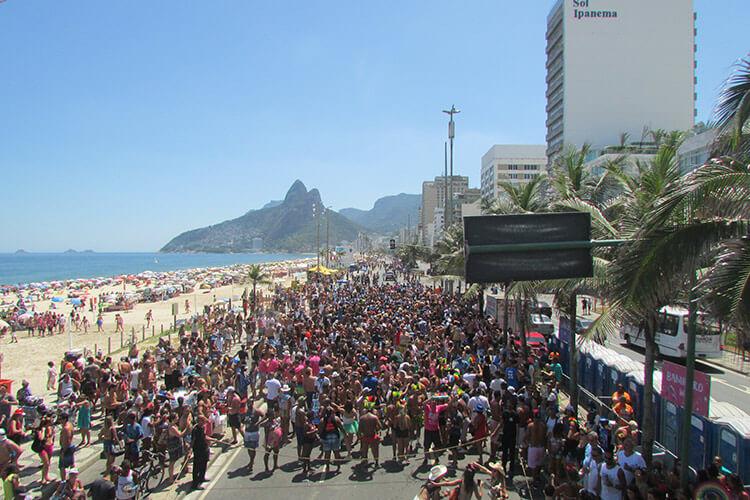 rio carnival street parties